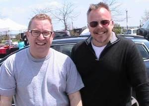 Eric and Kurt