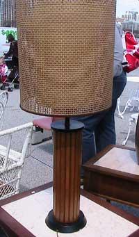 70's lamp