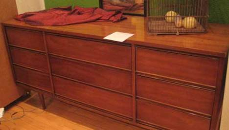 thriftgeek 9 drawer chest